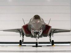 Сборку F-35 Lightning II сняли на видео