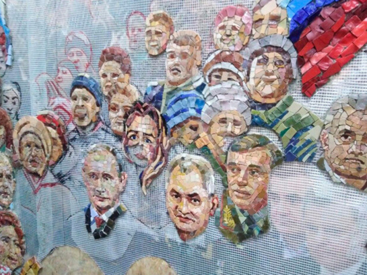 СМИ: главный храм ВС РФ украсят мозаиками с Путиным, Шойгу и Сталиным