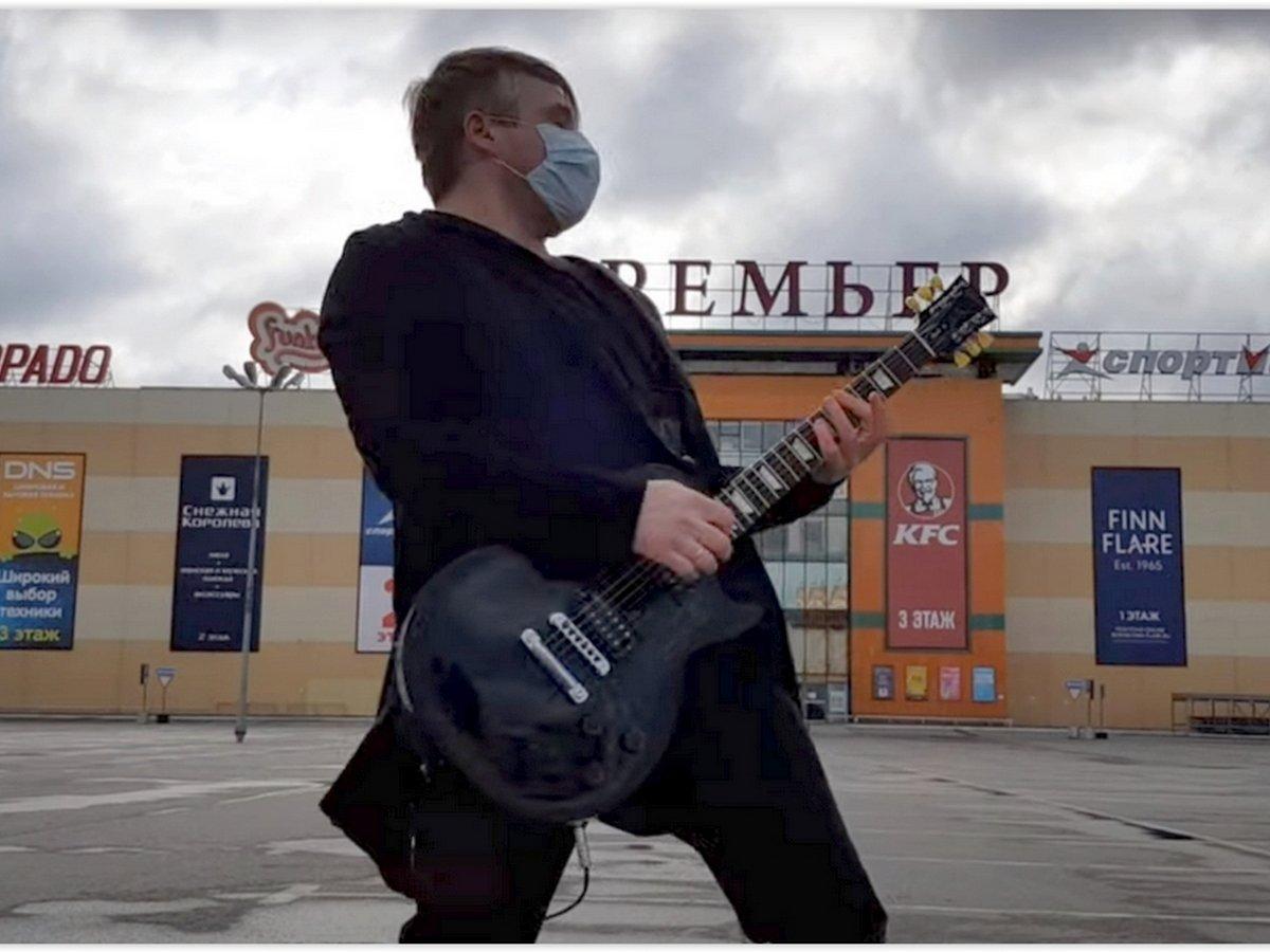 Полицейские записали песню о борьбе с пандемией
