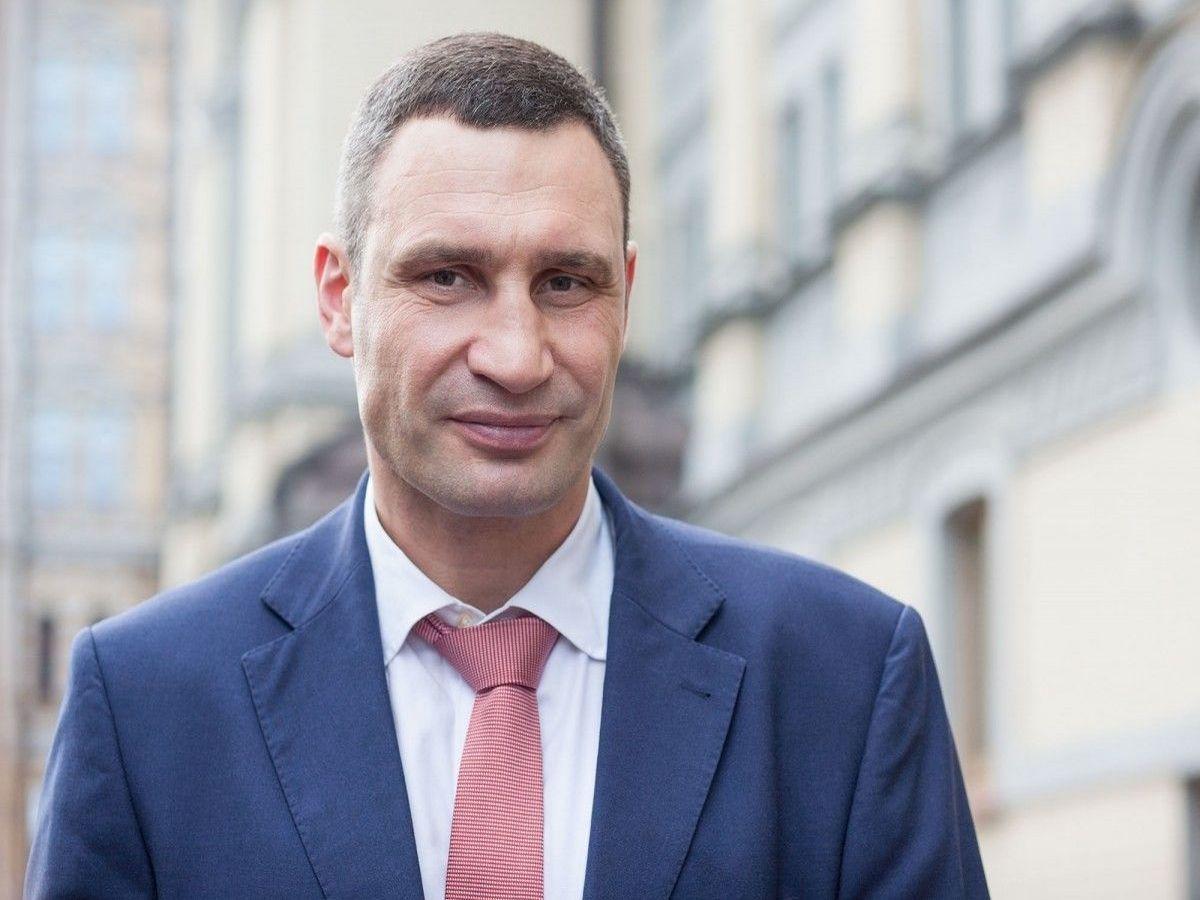 Мэр Киева показал фрагмент своей тренировки с удлинителем