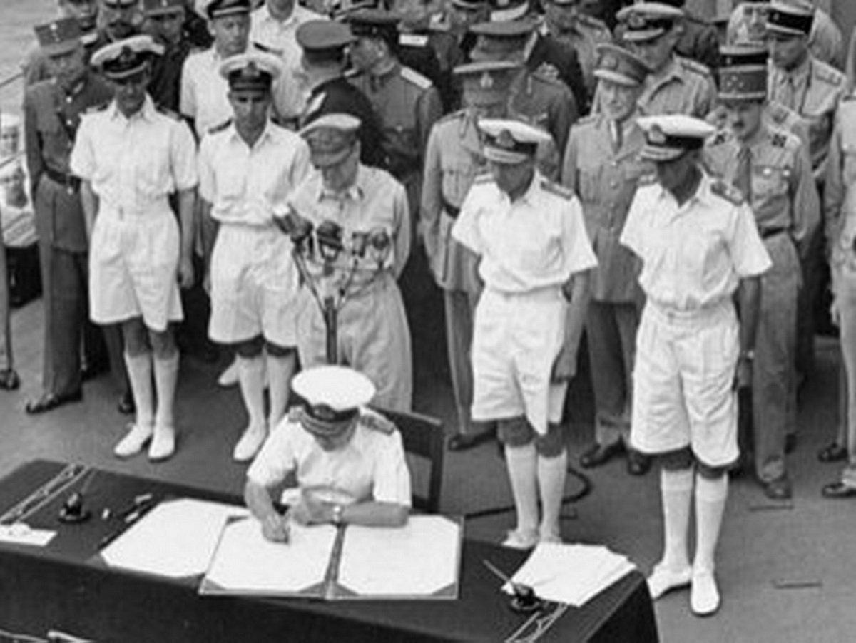 Россия приняла закон об изменении даты окончания Второй мировой войны