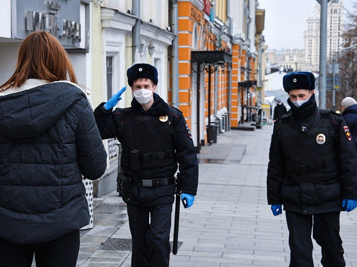 Названы условия для передвижения по Москве пешком