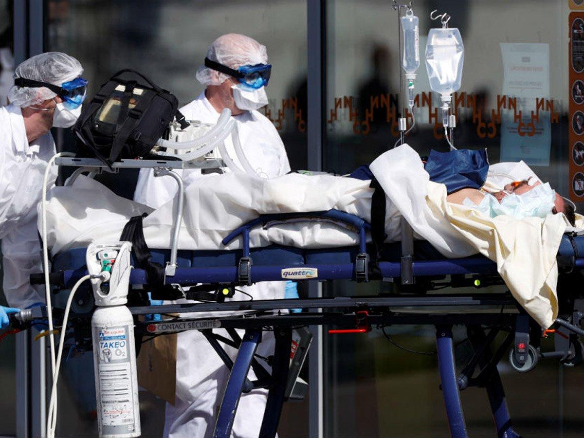 В Минздраве рассказали, как лечат бессимптомный коронавирус