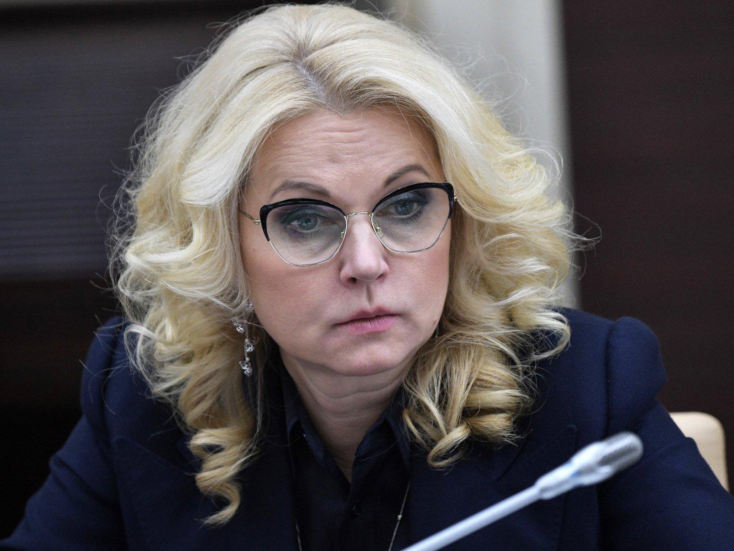 Голикова: растет число россиян без симптомов COVID-19, которые становятся тяжелобольными