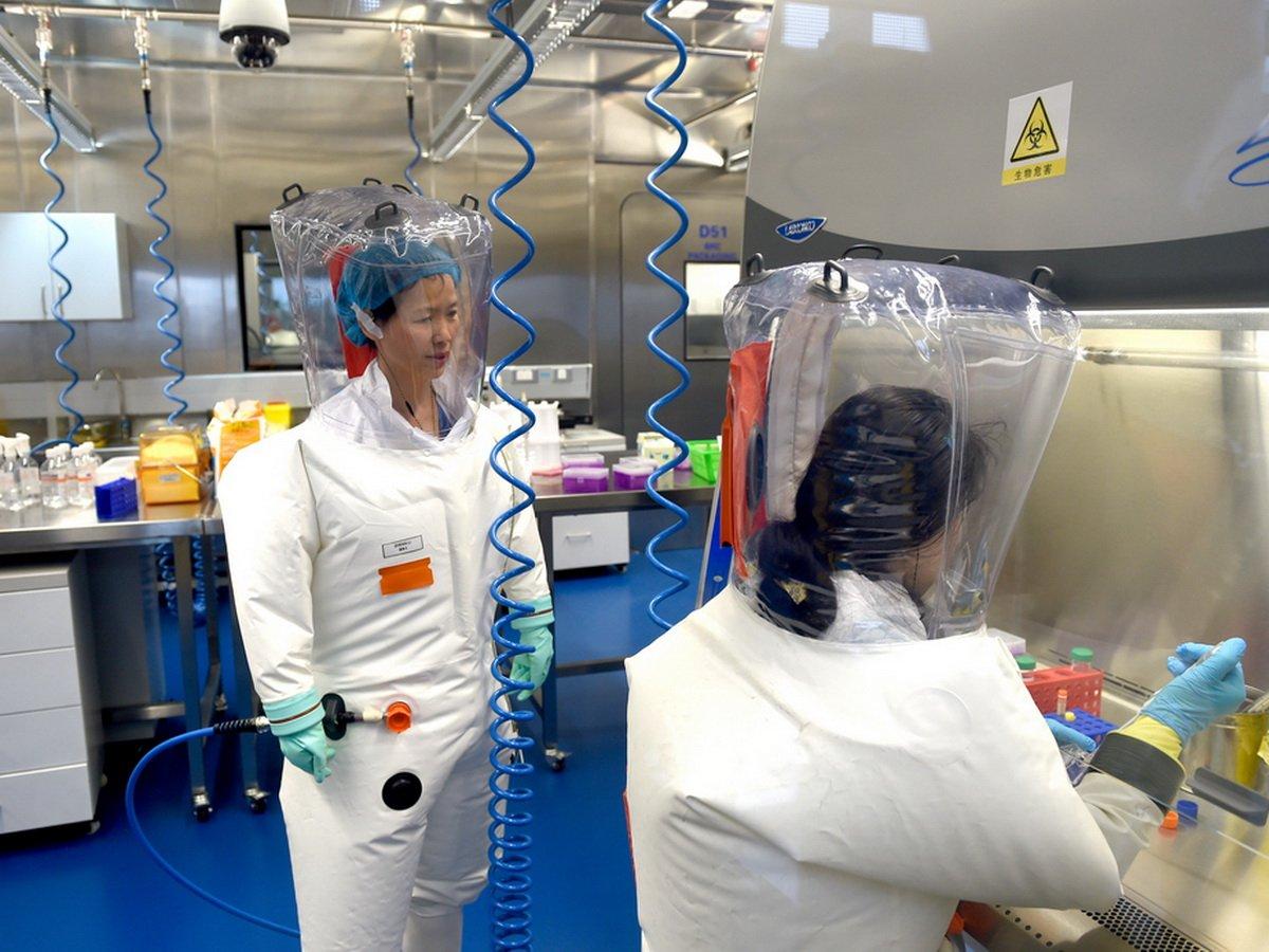 Фото излаборатории вирусологии в Ухане вызвало скандал