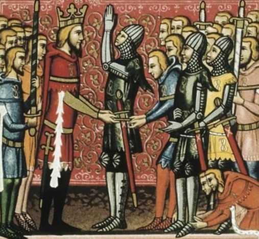 10 самых знаменитых мечей Средневековья