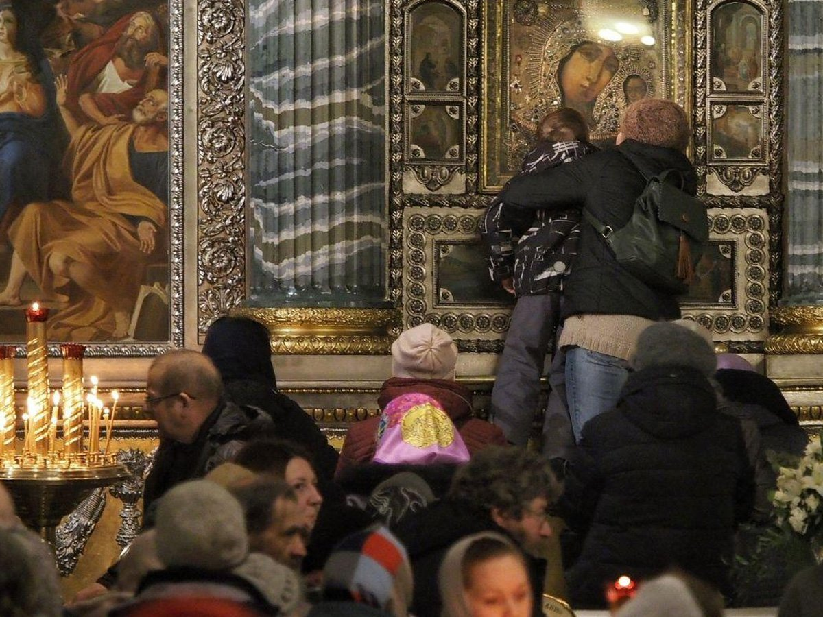 От коронавируса умер настоятель Елоховского собора в Москве