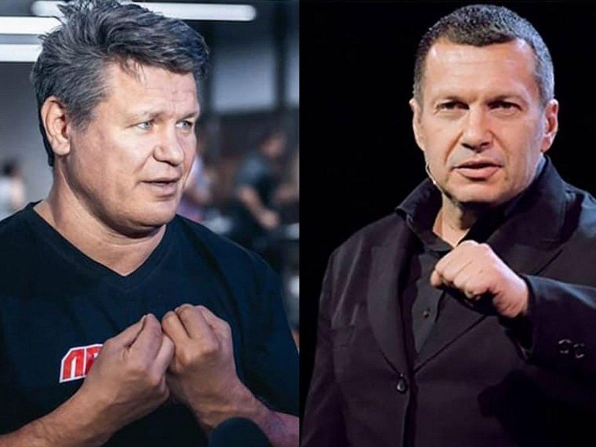 """""""Убогое существо"""": Тактаров жестко высказался о Соловьеве"""
