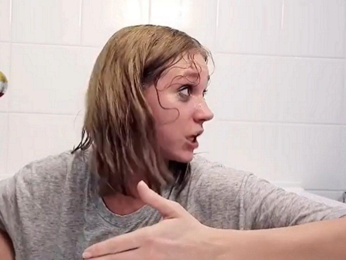 Асмус анонсировала скандальный сериал видео из ванны