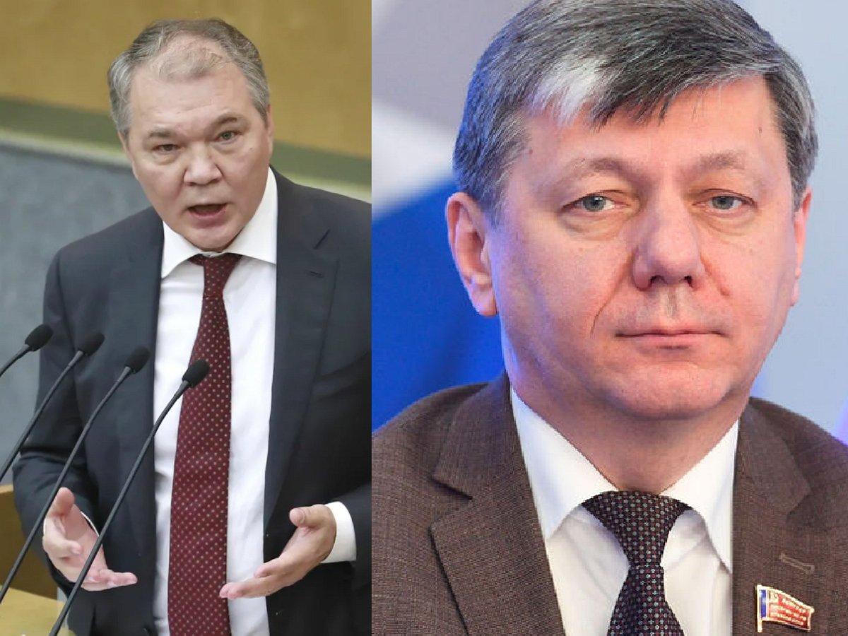 Два депутата Госдумы от КПРФ заразились коронавирусом