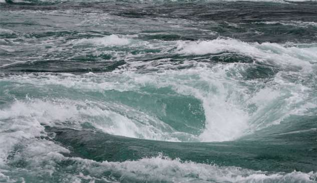 Самые большие водоотводы в океане