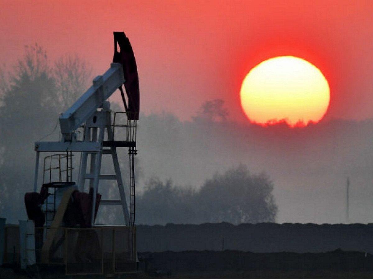 Впервые в истории цена на нефть WTI стала отрицательной