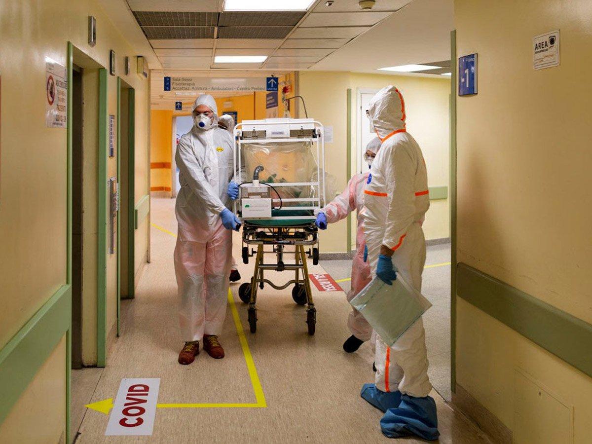Профессор РАН объяснил низкую смертность от коронавируса в России