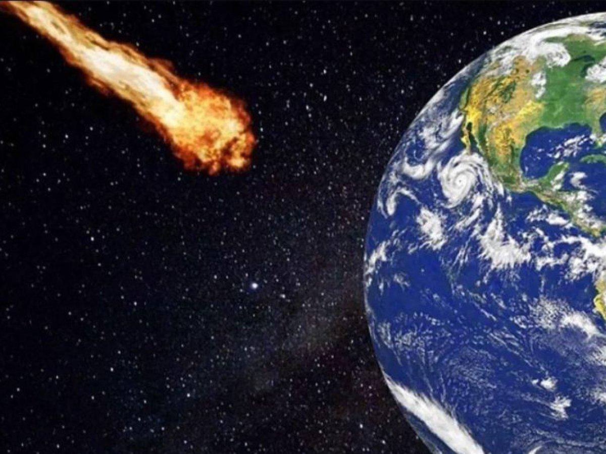 NASA: в сторону Земли летит гигантский, как Уральские горы, астероид