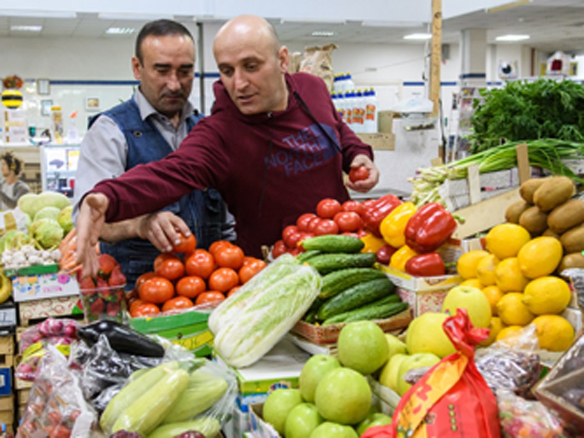 В России хотят отменить скидки на продукты