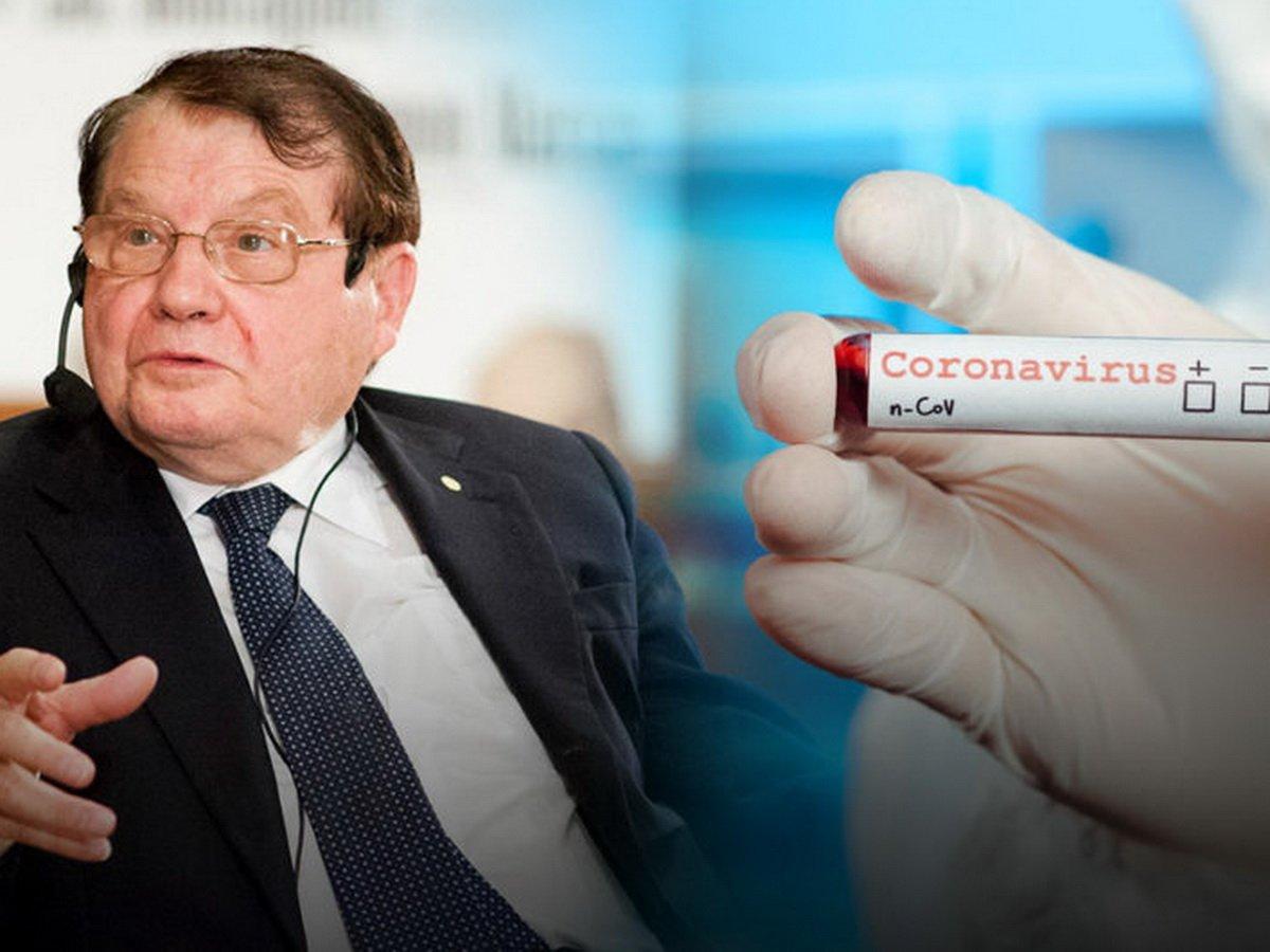 Лауреат Нобелевской премии заявил об искусственном происхождении коронавируса