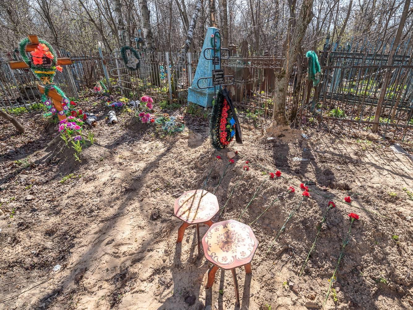 В Москве проводят похороны в режиме онлайн