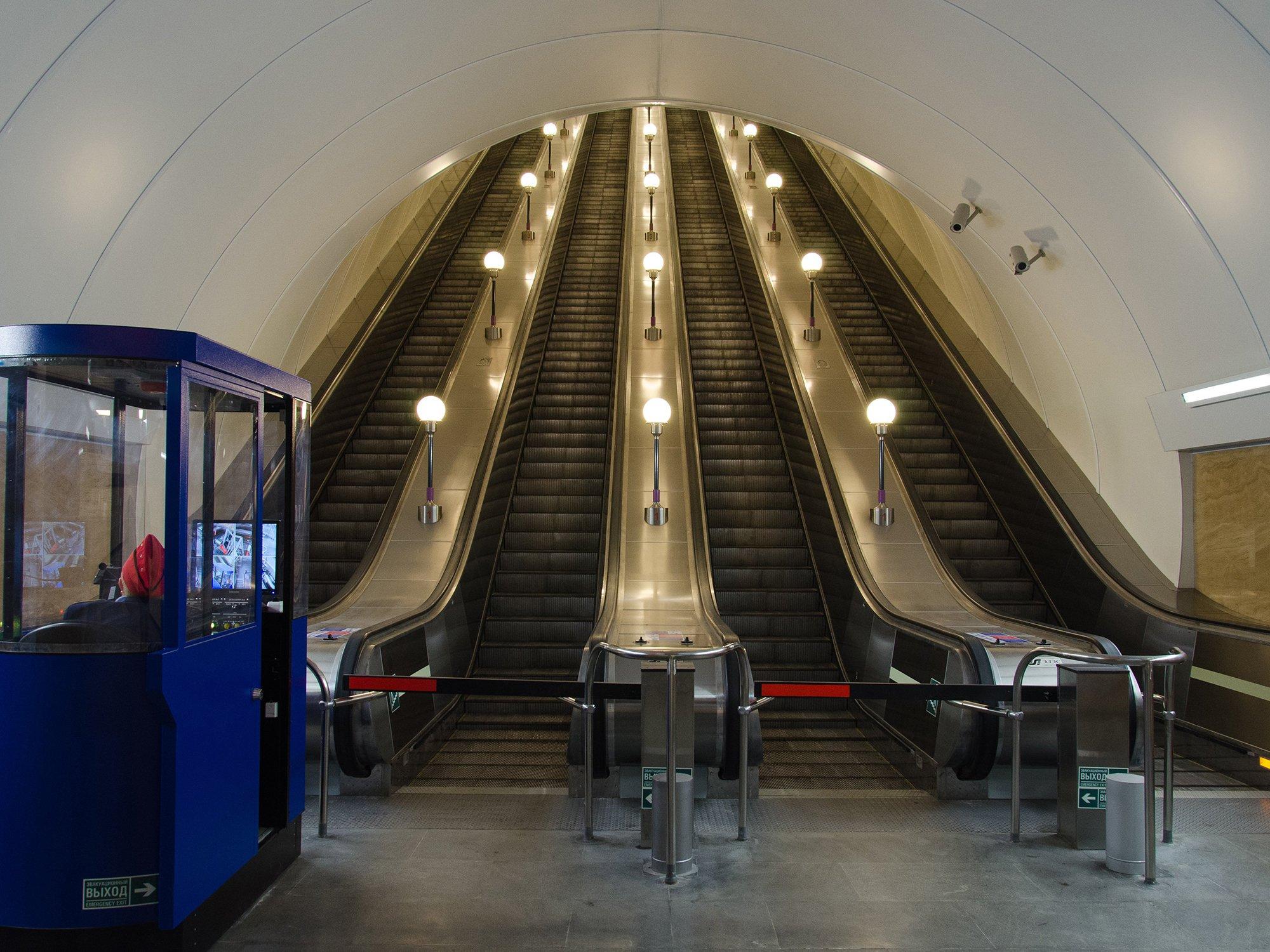 В Москве закроют 20 вестибюлей станций метро из-за коронавируса