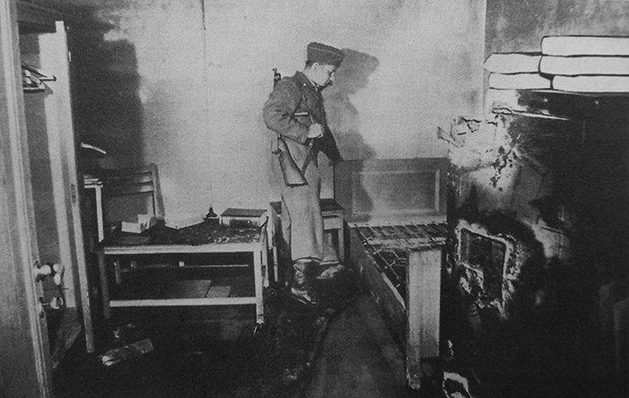 Смерть Гитлера 30 мая 1945 года