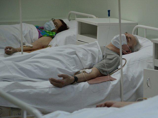 В России зафиксировали более 3300 новых случаев заражения коронавирусом