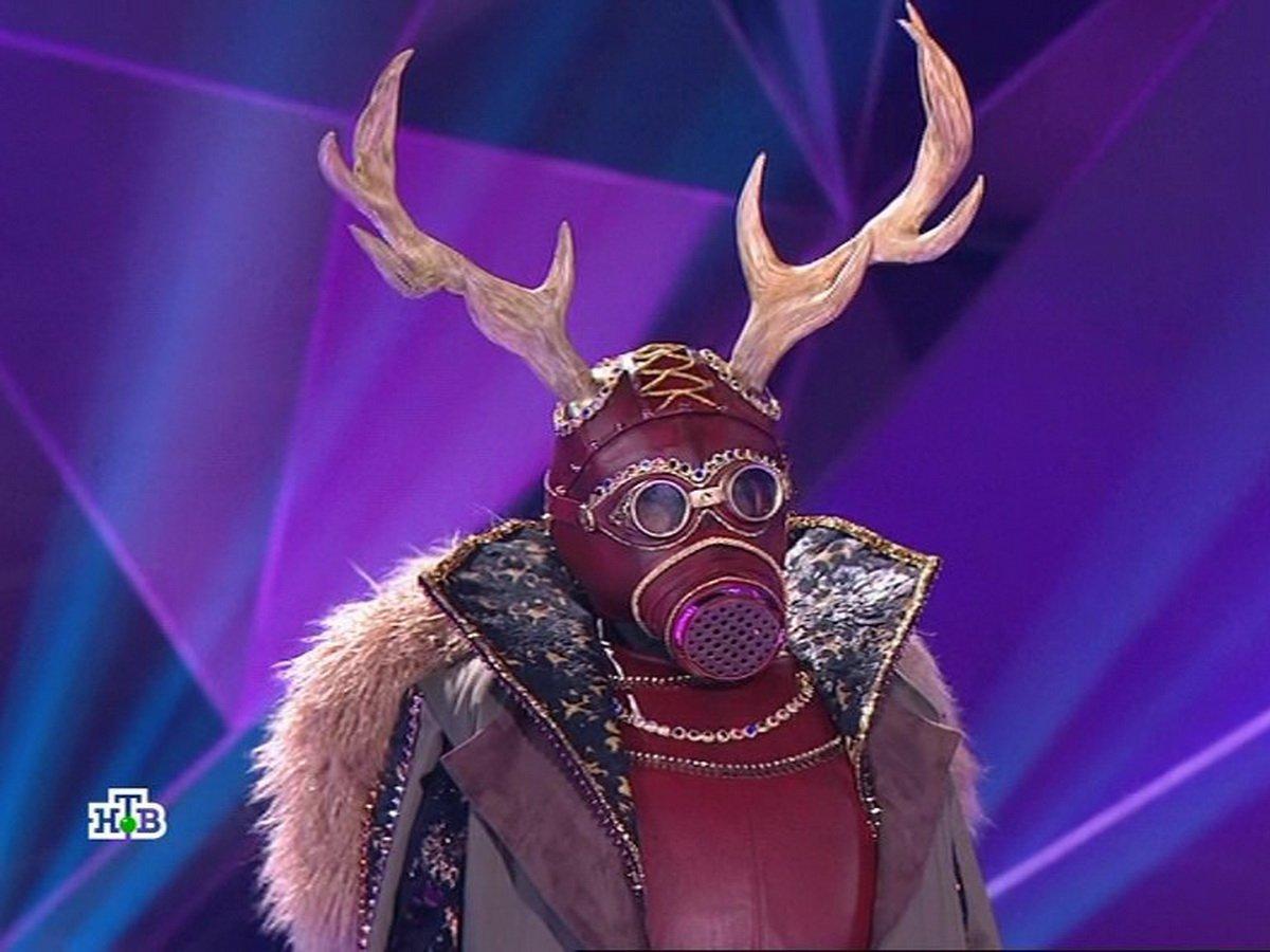 В Сети раскрыли личность оленя в шоу