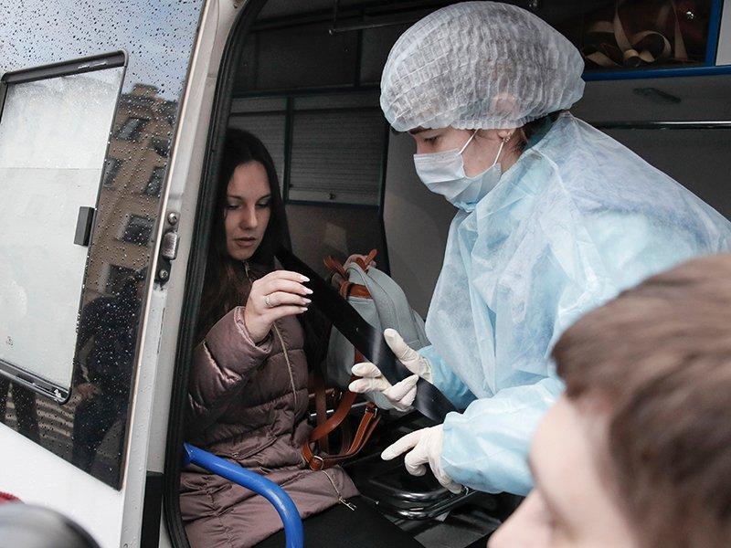 В Санкт-Петербурге более 100 врачей заразились коронавирусом