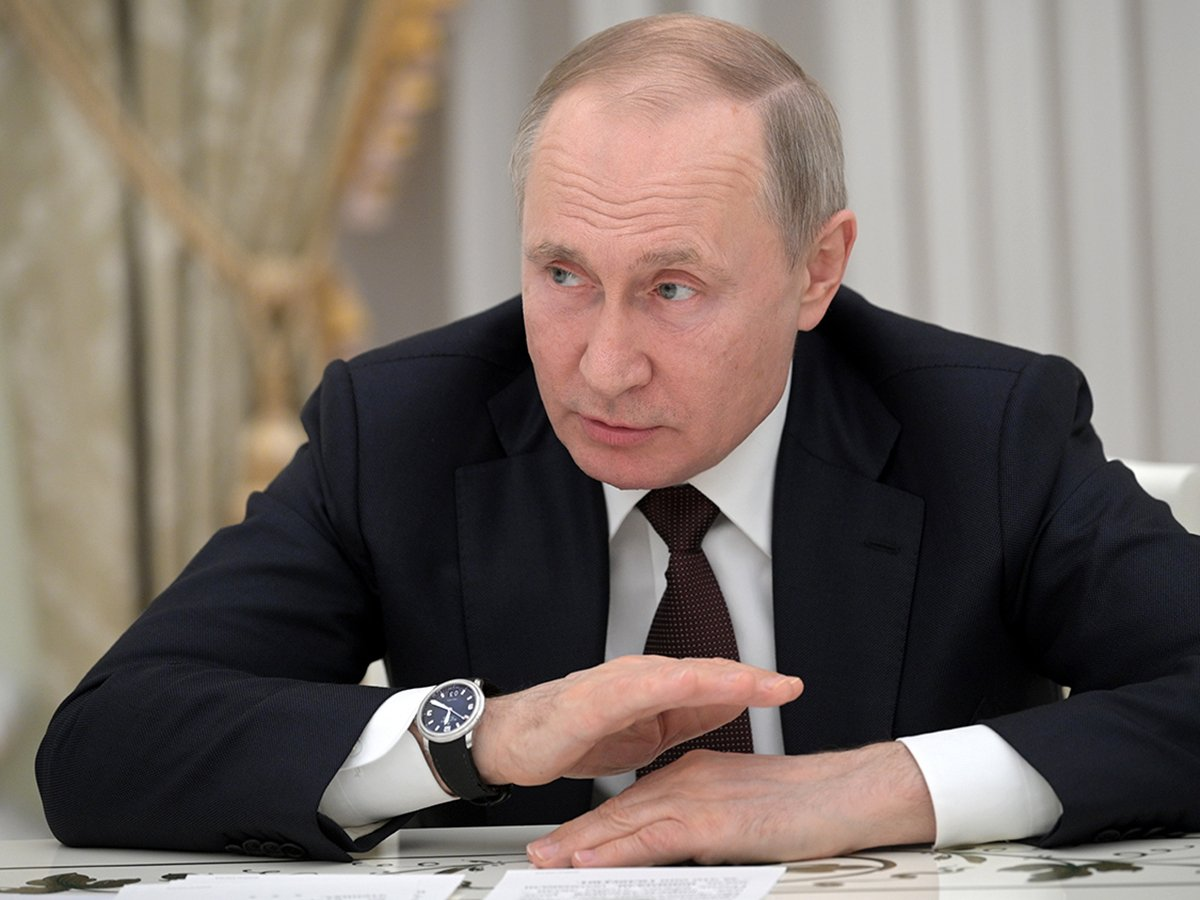 Обращение Путина 28 апреля: онлайн трансляция