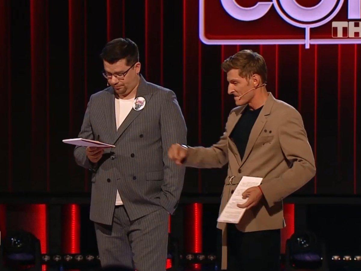 Воля и Харламов унизили в Comedy Club Мигеля из