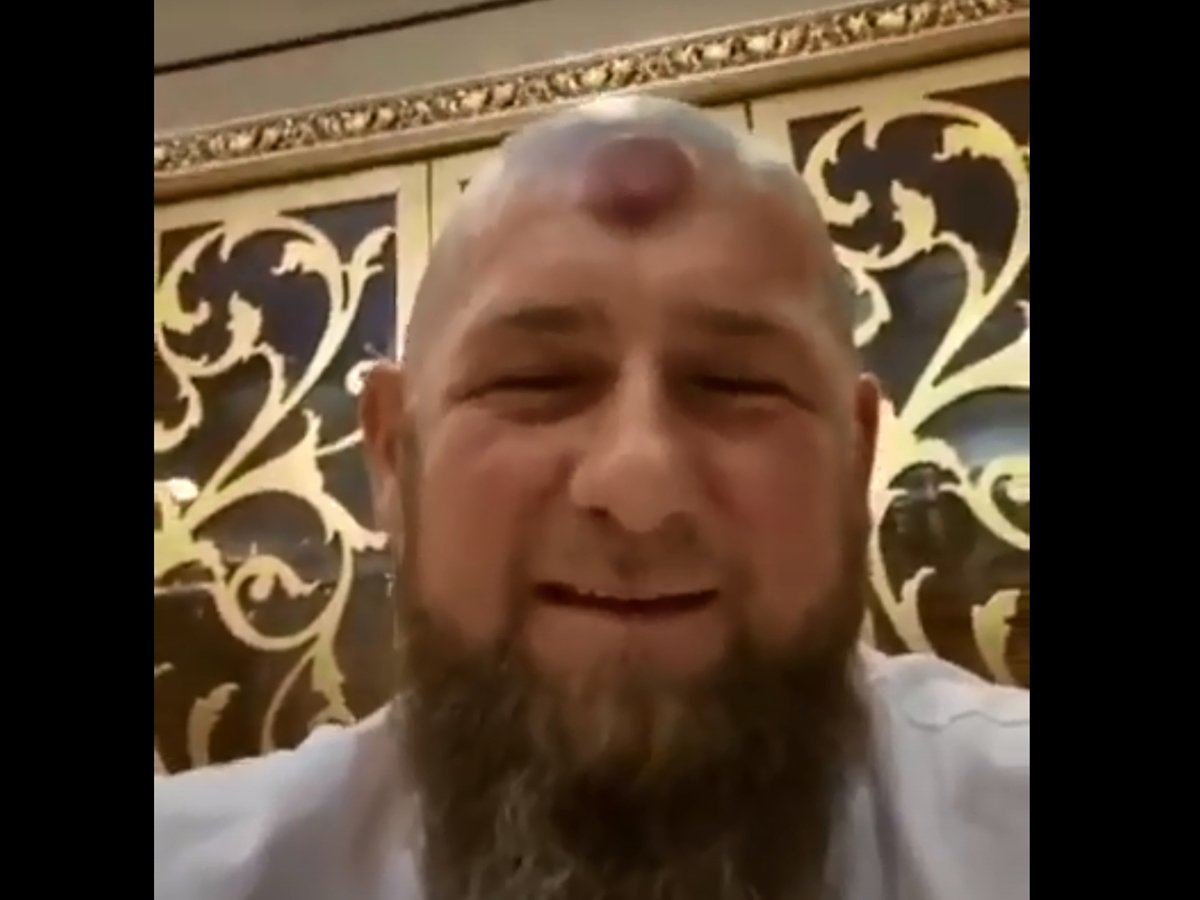 Кадыров впервые рассказал о