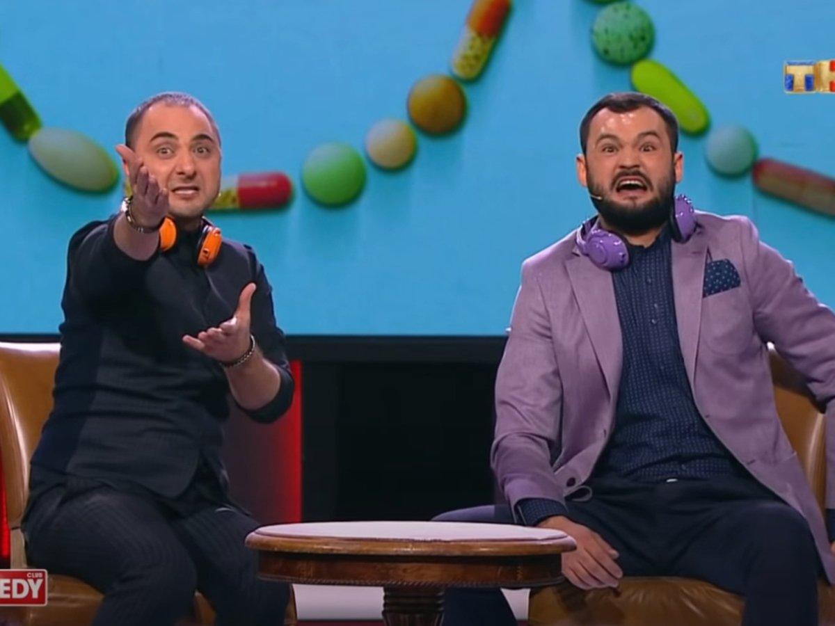В Comedy Club представили, как будет проходить первая в истории Допингиада