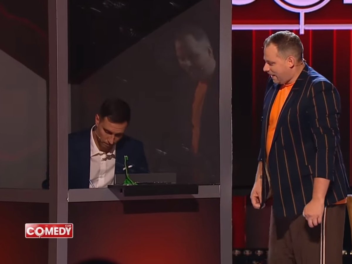 Номер Comedy Club про кастинг в МФЦ развеселил Сеть