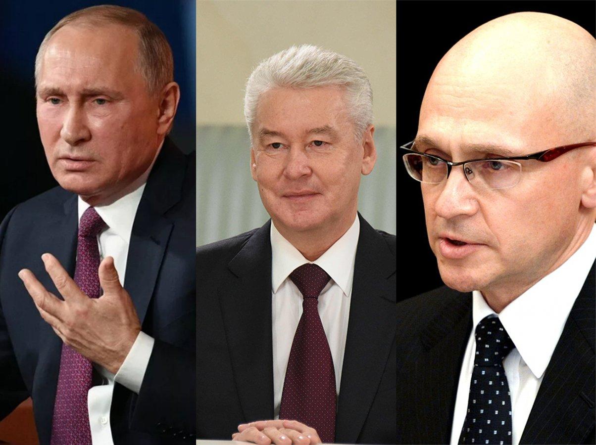 Как Кремль и Путин пиарятся на карантине и коронавирусе