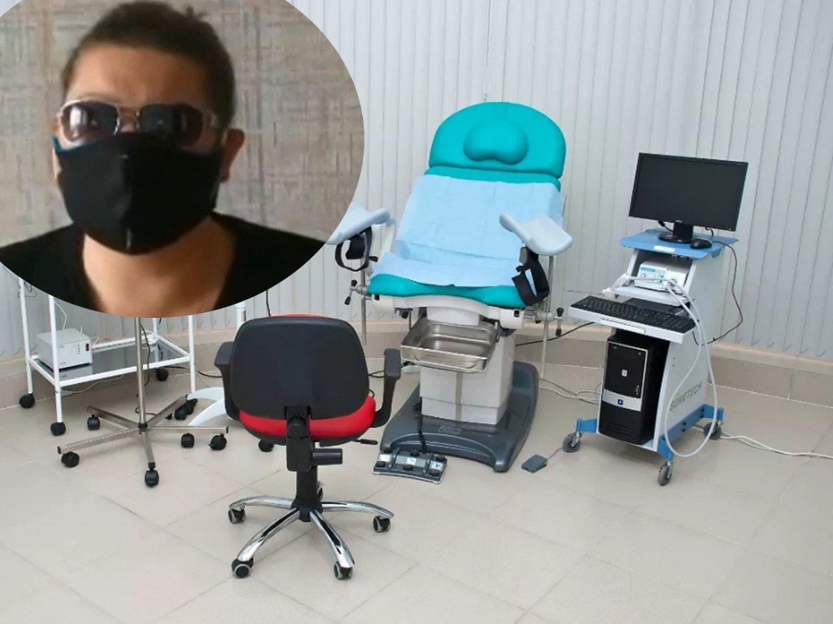 В Калуге гинеколог-шантажист вымогал 200 тысяч за онлайн-прием