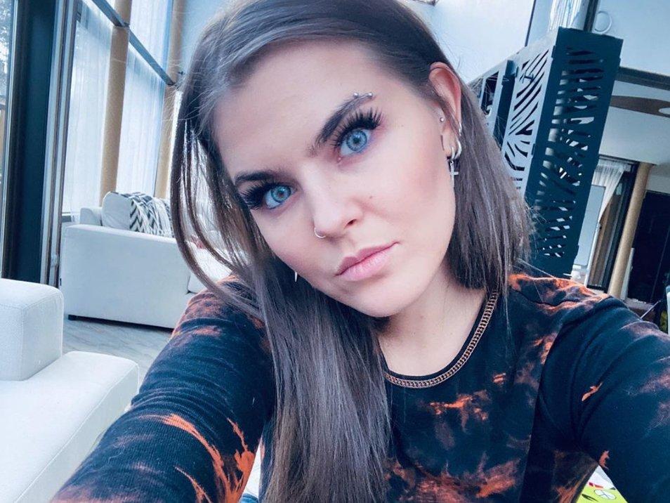 Софья Таюрская из Little Big похудела на 30 кг