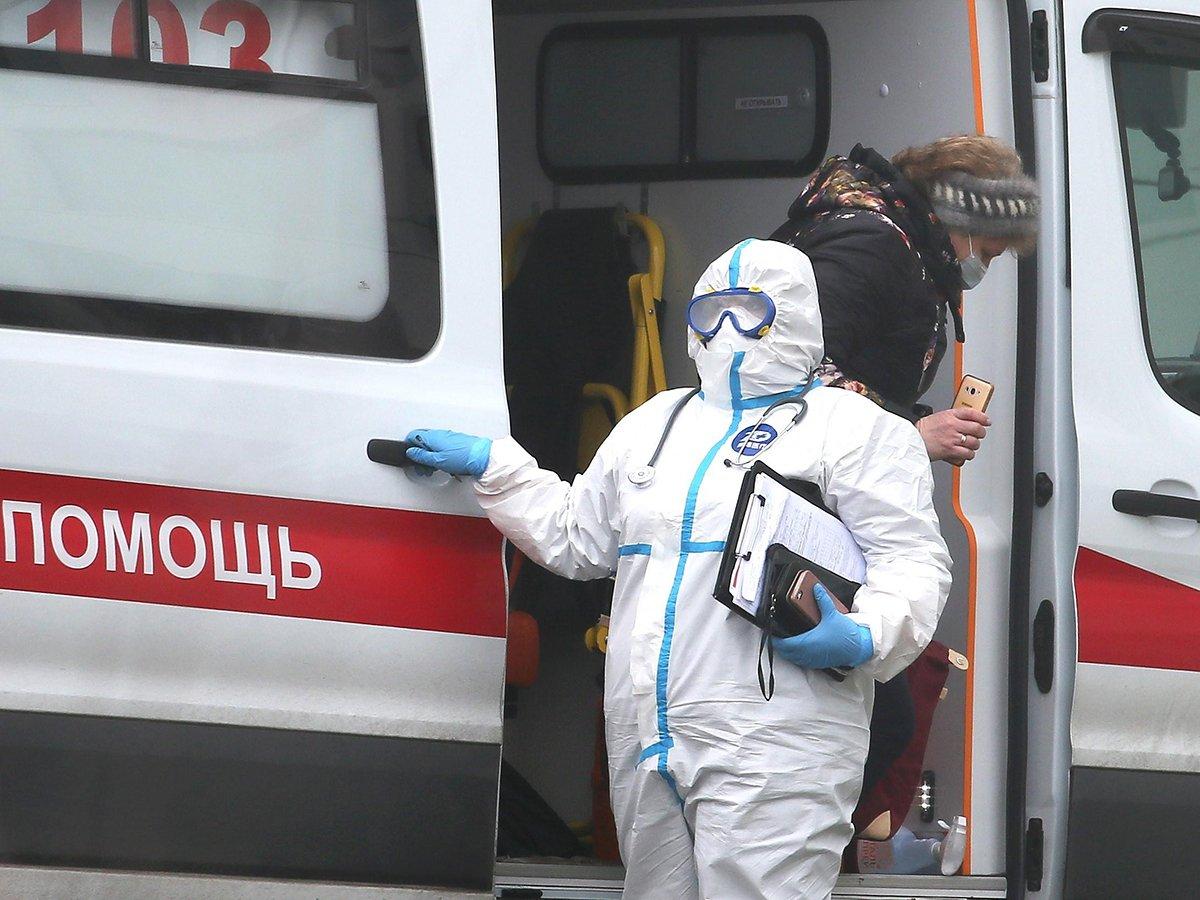 Россия обогнала Китай по числу заболевших коронавирусом