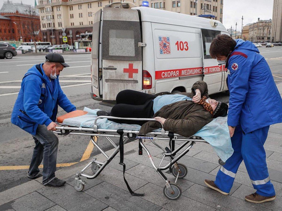 В Москве ввели новые ограничительные меры из-за коронавируса
