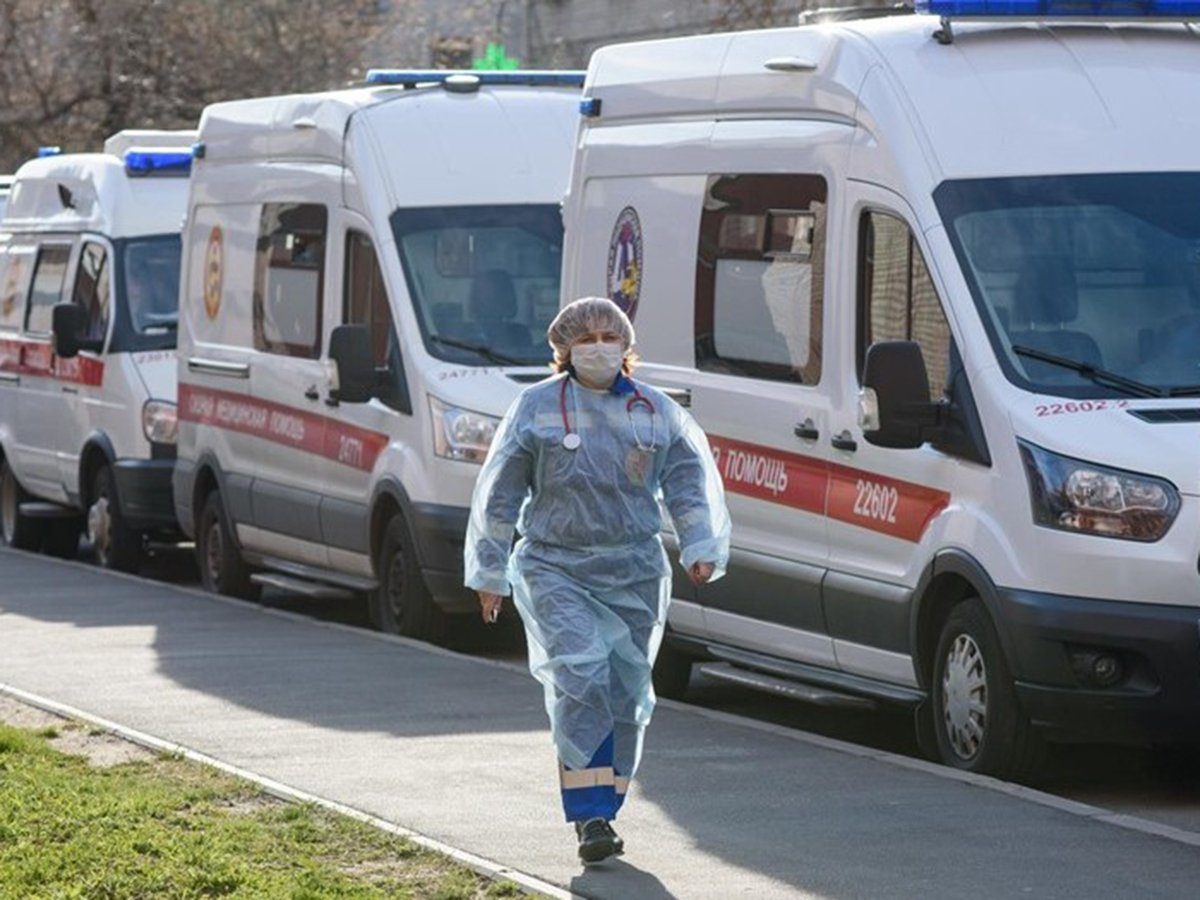 В Москве умерли еще 44 пациента с коронавирусом