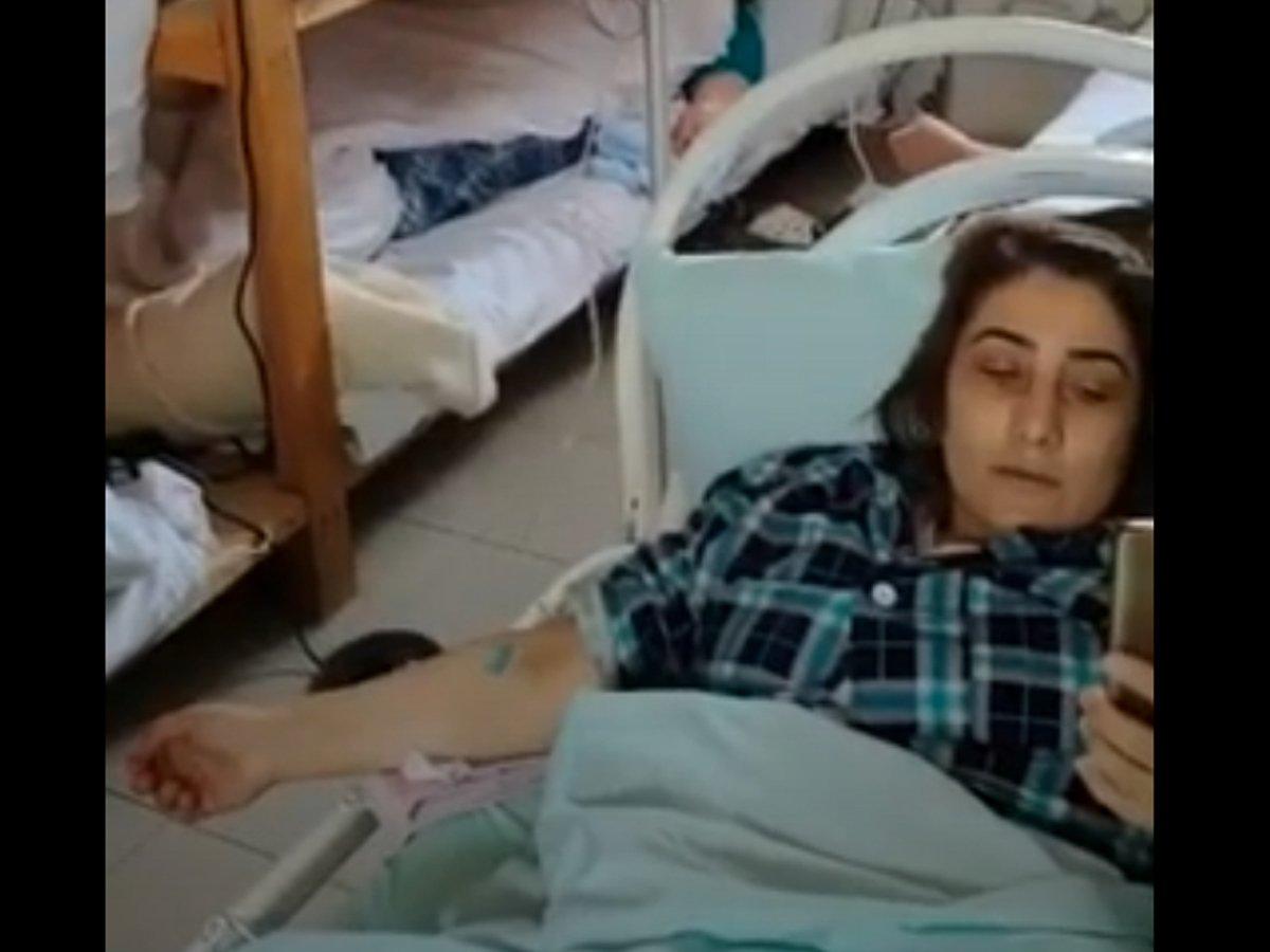 В Дагестане зараженных медсестер спрятали в подсобке для белья