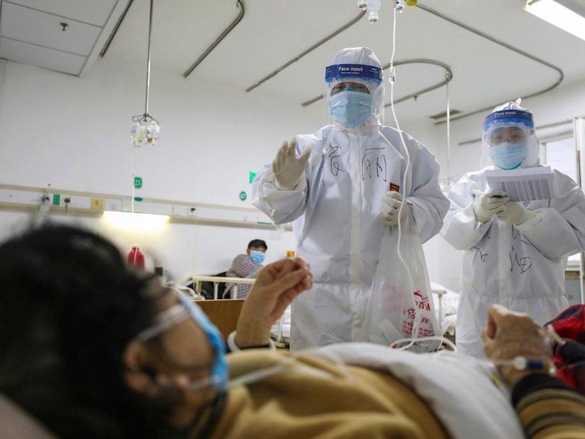 В ВОЗ предупредили о риске повторного заражения коронавирусом