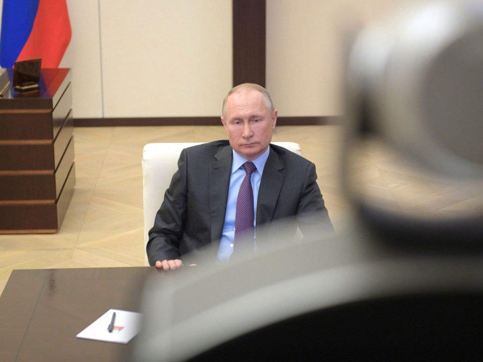 Обращение Путина 15 апреля: президент озвучил новые меры поддержки россиян (ВИДЕО)