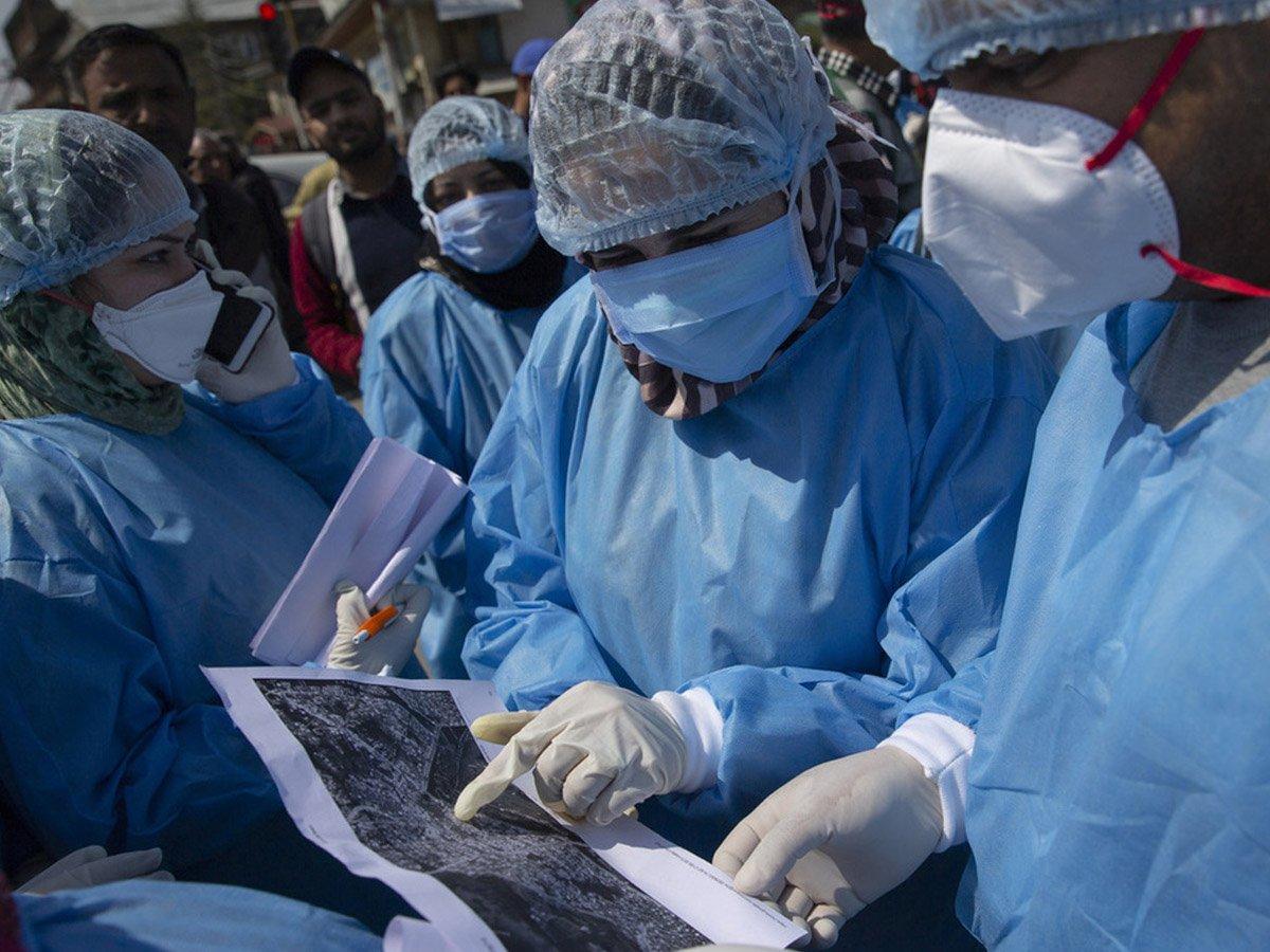 Назван способ остановить распространение коронавируса в России