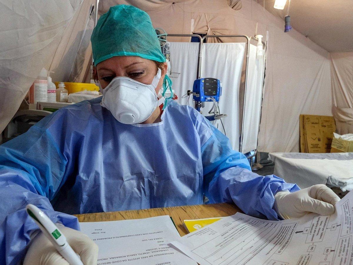 Более 50 медиков больницы в Подмосковье пожаловались в ФСБ на заражение