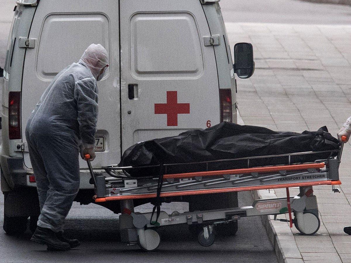 Число умерших от коронавируса в России за сутки бьет антирекорды