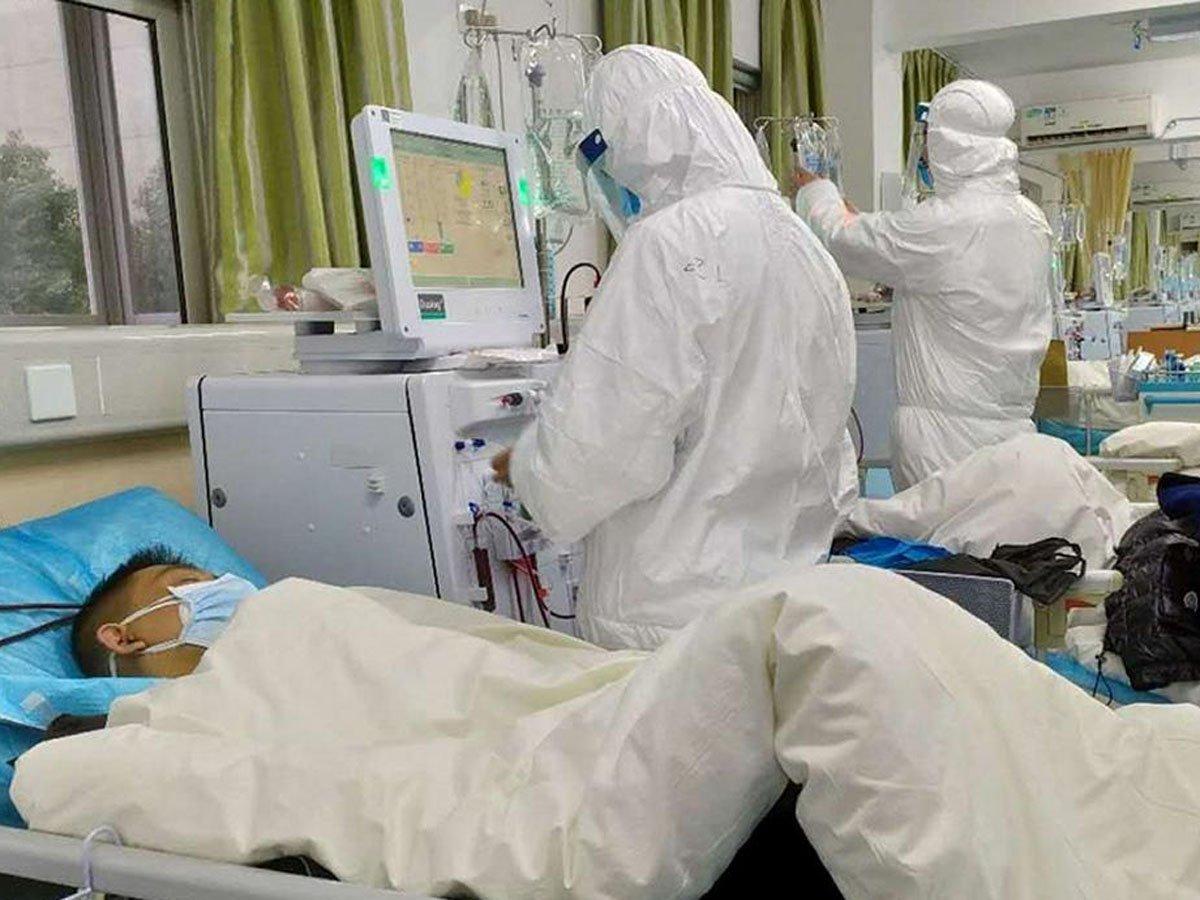 За сутки в РФ выявили еще 6060 случаев заболевания COVID-19