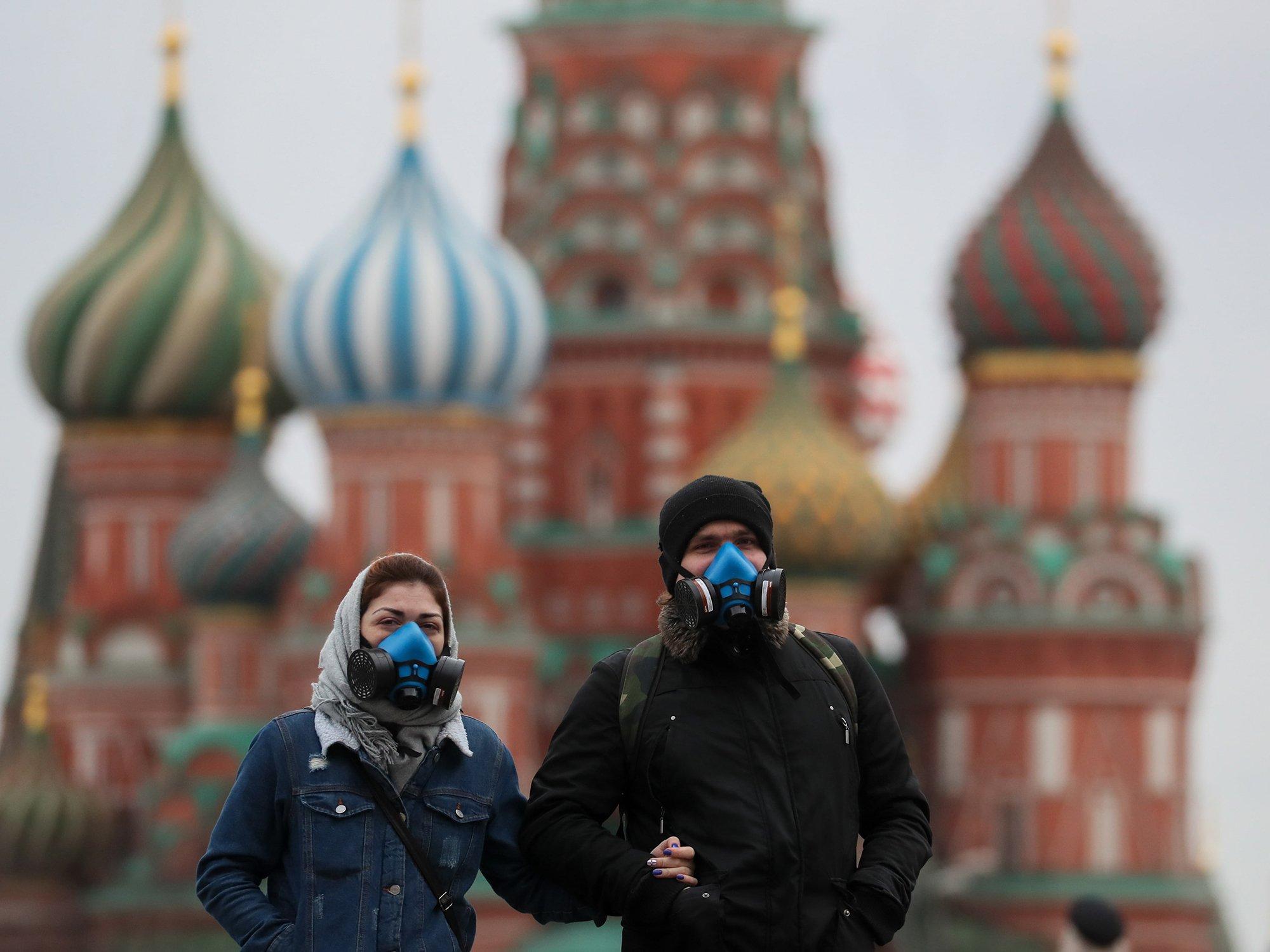 Ожидания пика коронавируса в России сдвинулись