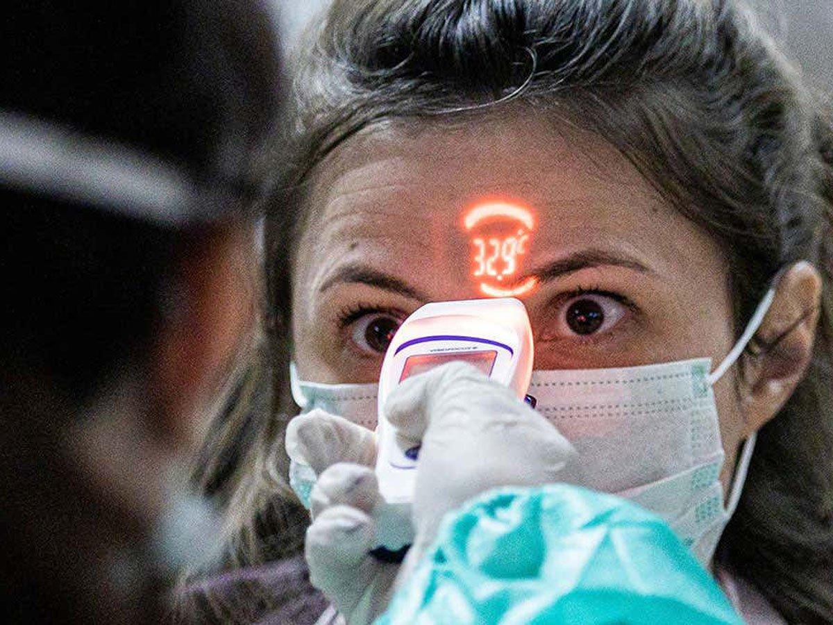 Число заразившихся коронавирусом превысило 2 млн человек