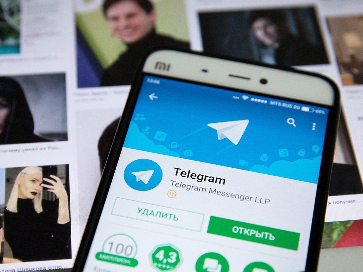 Госдуме предлагают разблокировать Telegram