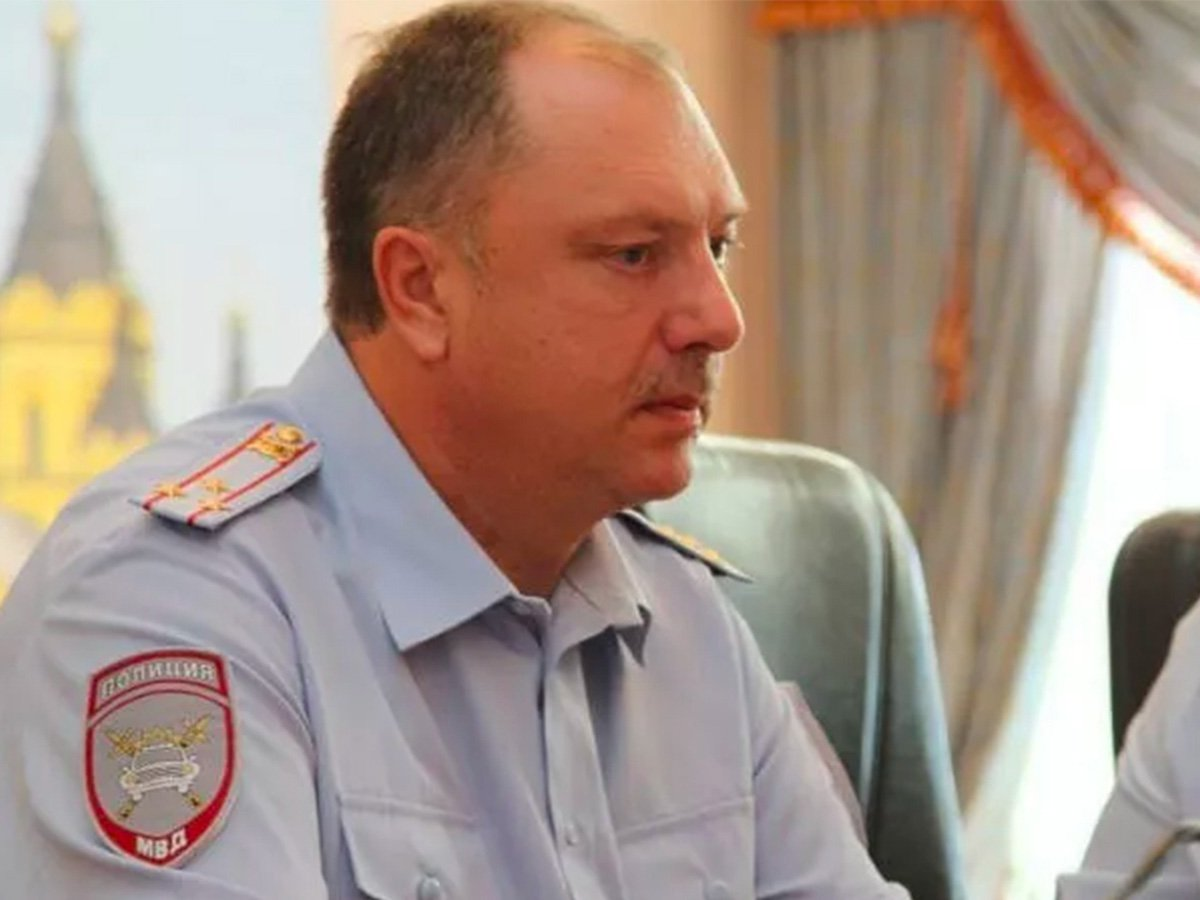 Стало известно содержание предсмертной записки главы нижегородской ГИБДД