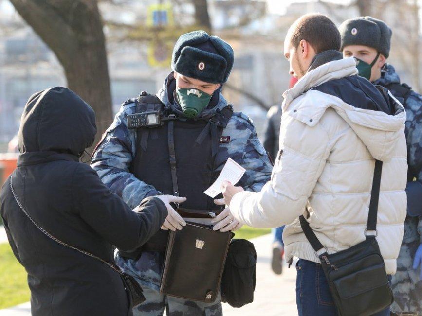 Мошенники продают фальшивые пропуска для жителей Москвы и области