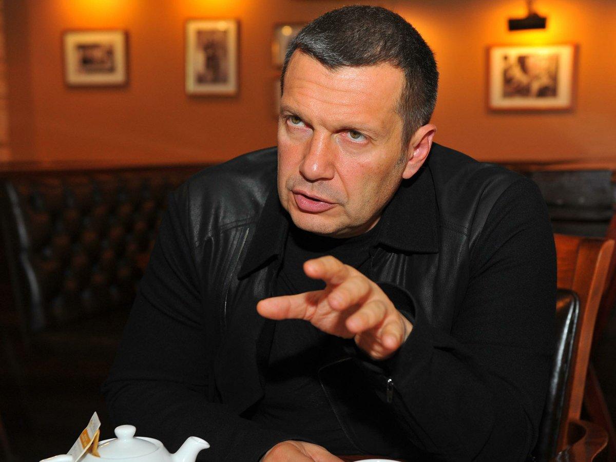 «Голосовать кнопкой»: Соловьев поиздевался над петицией за изгнание с ТВ